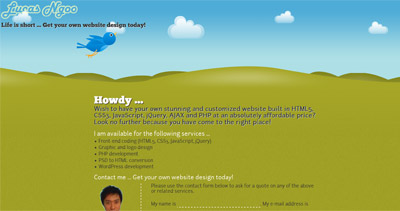 Lucas Ngoo Website Screenshot