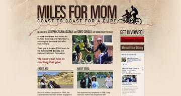 Miles for Mom Thumbnail Preview