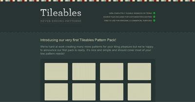 Tileables Thumbnail Preview