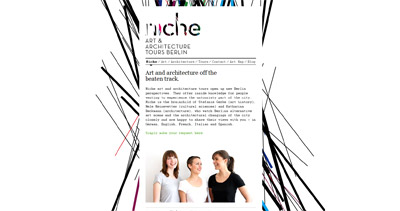 Niche Website Screenshot