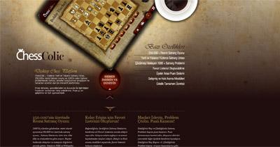 ChessColic Website Screenshot