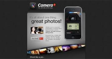 Camera+ Thumbnail Preview