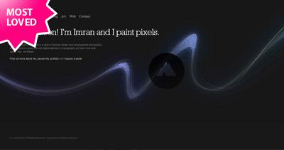 Psynai Design Website Screenshot