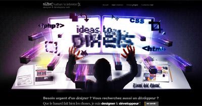 nl2br Website Screenshot