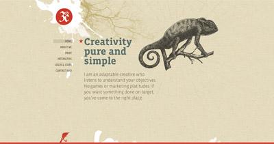 Third Culture Studios Website Screenshot