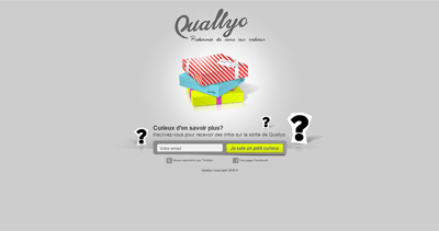 Quallyo Website Screenshot