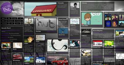 Unbornink Website Screenshot