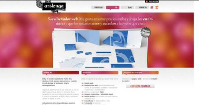 Ars Longa Website Screenshot