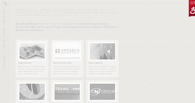 Kenny Williams Website Screenshot