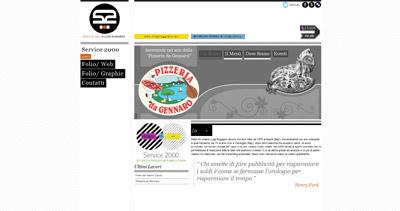 Service 2000 Website Screenshot