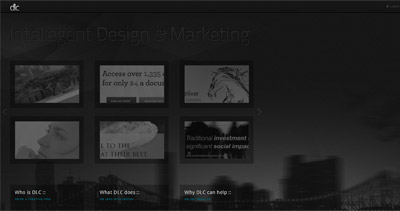Design Lots Creative Website Screenshot