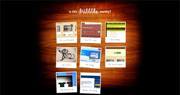 Ivo Ruijters Dribbble Request Thumbnail Preview