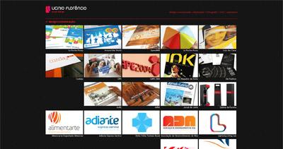 Licínio Florêncio Website Screenshot