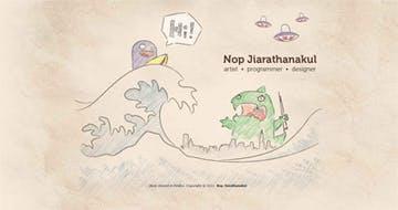 Nop Jiarathanakul Thumbnail Preview