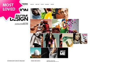 João Paulo Teixeira Website Screenshot