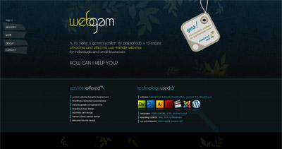 webgem Website Screenshot