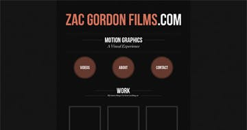 Zac Gordon Films Thumbnail Preview