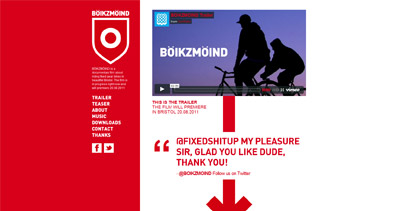 BÖIkzmÖInd Website Screenshot