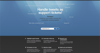Twickets Website Screenshot