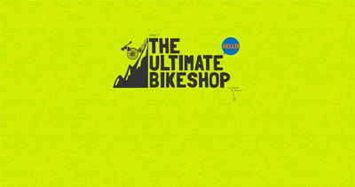 The Ultimate Bikeshop Website Screenshot