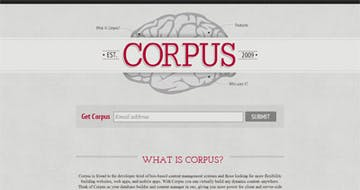 Corpus Thumbnail Preview