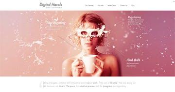 Digital Hands Thumbnail Preview