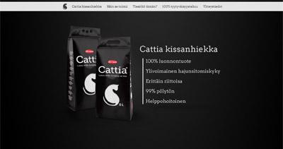 Best Friend Cattia Website Screenshot