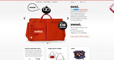 coucou Website Screenshot