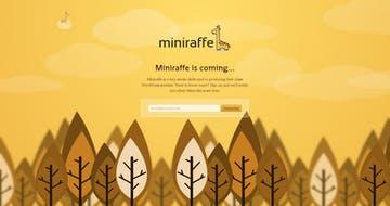 Miniraffe Thumbnail Preview
