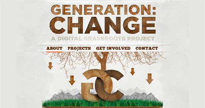 Generation: Change Website Screenshot