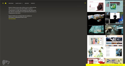 Begatto Kitchen Website Screenshot