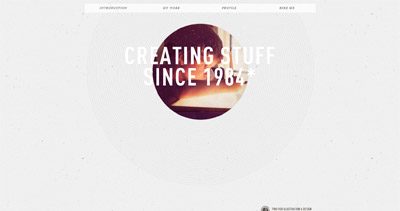 Two Fish Illustration & Design Website Screenshot