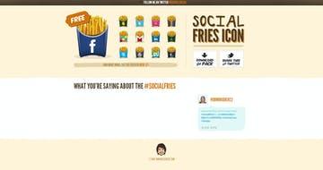 Social Fries Thumbnail Preview