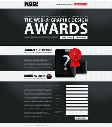 2011 WGD Awards Thumbnail Preview