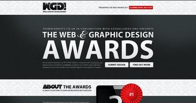 2011 WGD Awards Thumbnail Preview