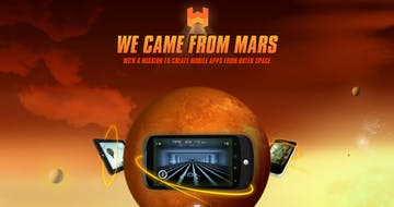 We Came From Mars Thumbnail Preview