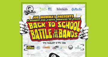 Joe Momma's Battle of the Bands Thumbnail Preview
