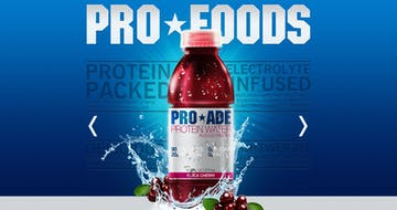 Pro Foods Thumbnail Preview