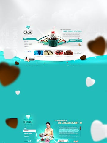 The Cupcake Factory Thumbnail Preview