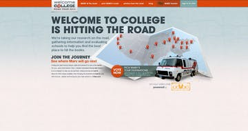 Welcome to College Road Tour 2011 Thumbnail Preview