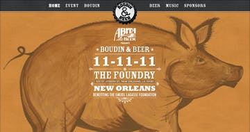 Boudin & Beer Thumbnail Preview