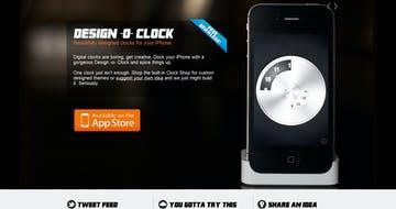 Design O'Clock Thumbnail Preview