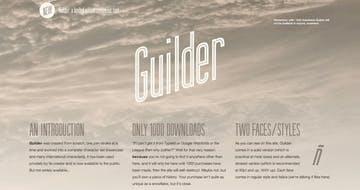Guilder Thumbnail Preview