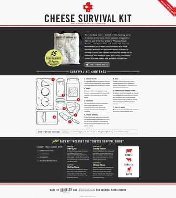 Cheese Survival Kit Thumbnail Preview