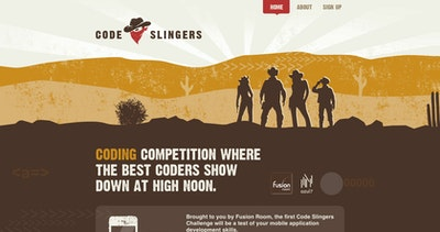 Code Slingers Challenge Thumbnail Preview