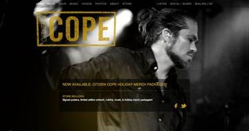 Citizen Cope Thumbnail Preview