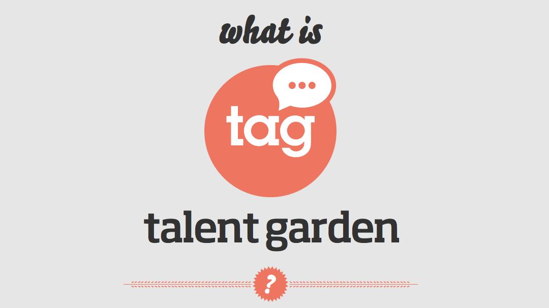 Talent Garden Website Screenshot