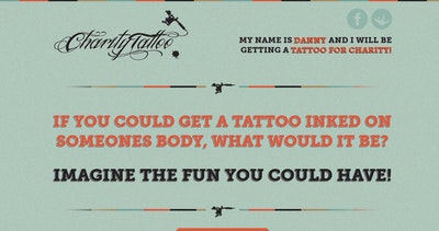 Charity Tattoo Thumbnail Preview