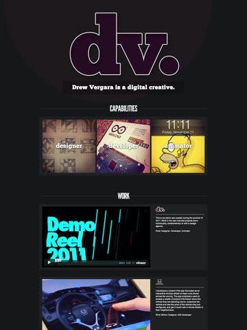Drew Vergara Thumbnail Preview