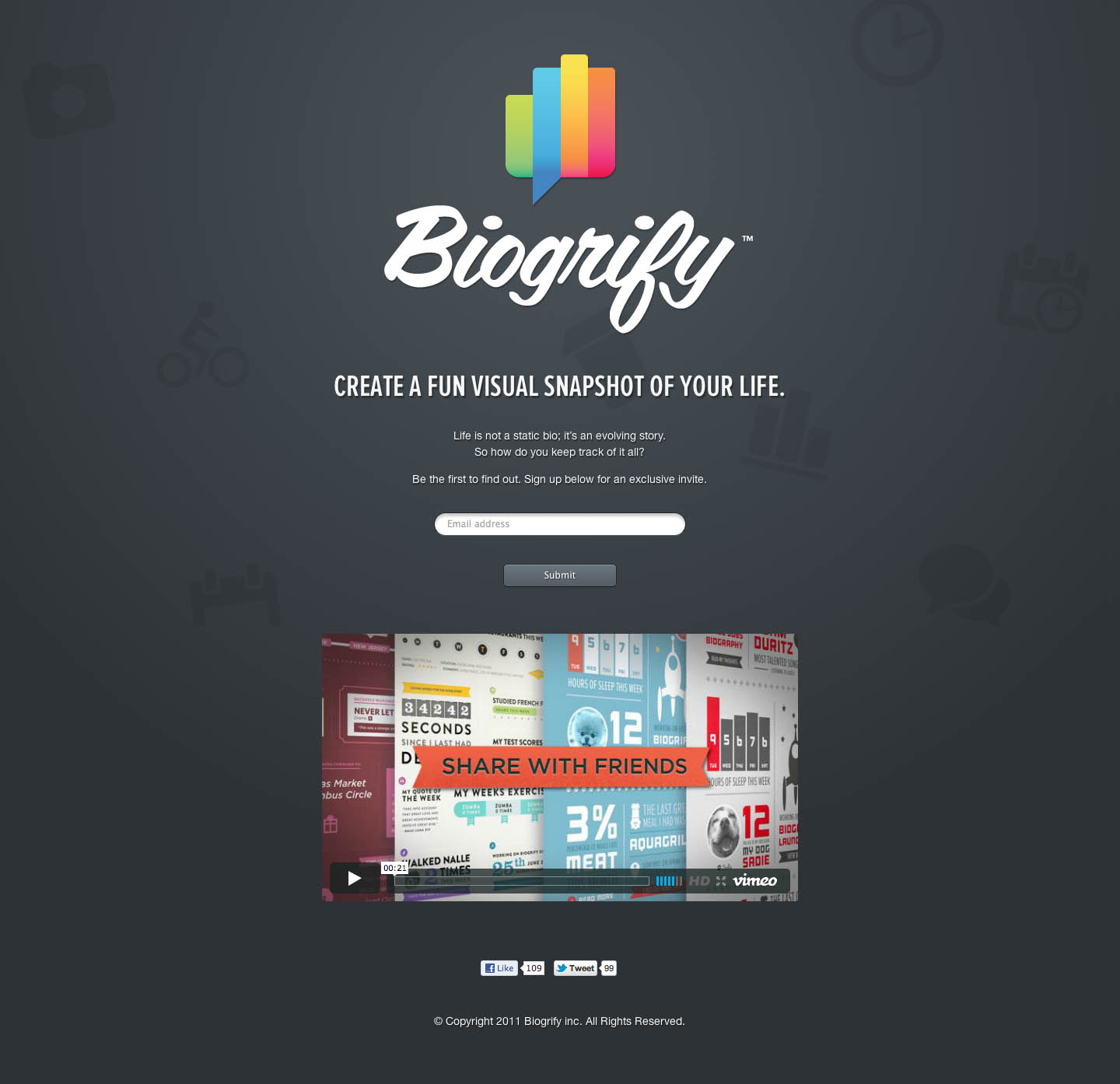 Biogrify Website Screenshot